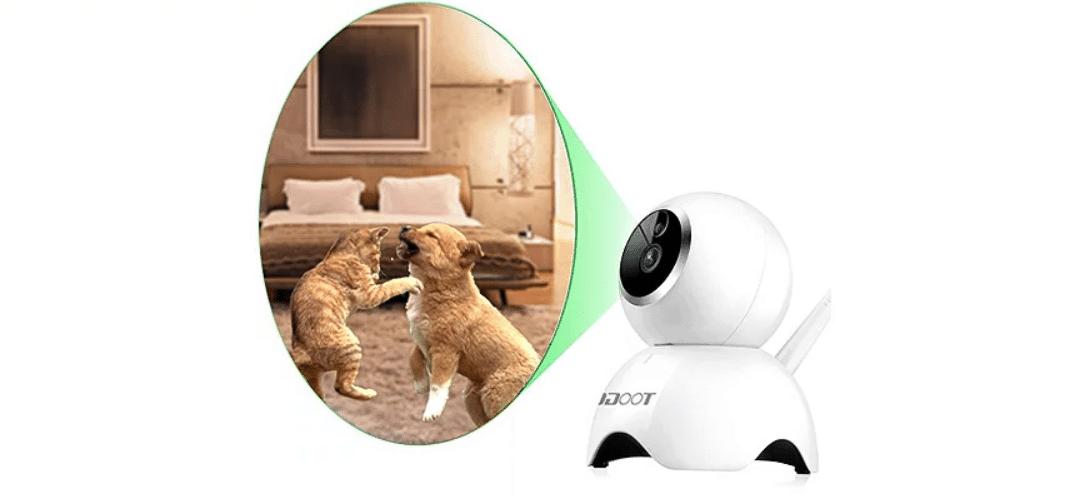 De Beste Honden camera