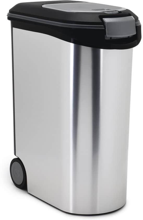 Curver Voedselcontainer - Hond - Metallic - 54 L