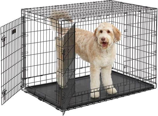 Hondenbench New World A-kwaliteit 123x76x81cm