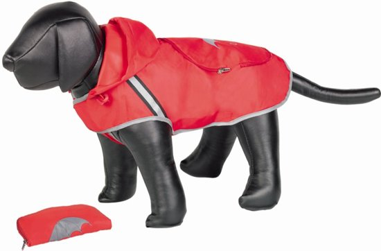 Nobby regenjas hond