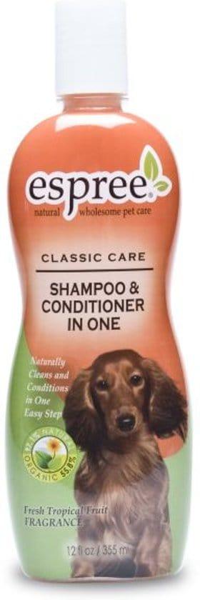 Shampoo & conditioner 2 in 1 355 ml