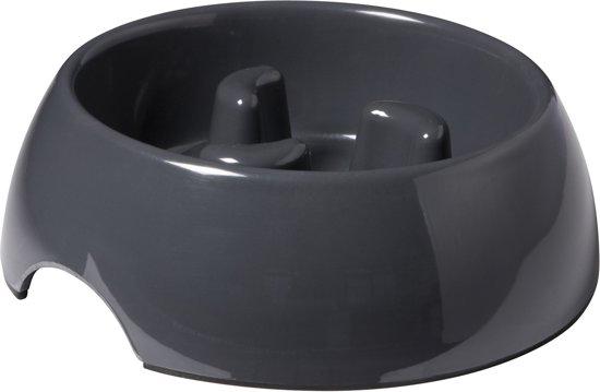 Adori Anti-Schrok Voerbak 800ml - Grijs - ø22 cm - L