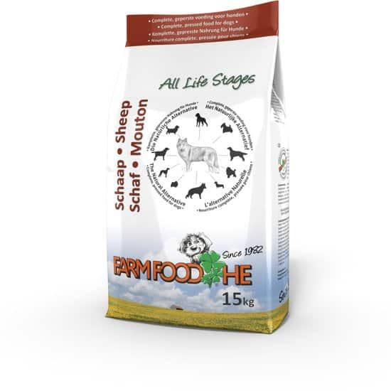 Farm Food High Energy - Schaap - Hondenvoer - 15 kg