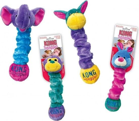 Kong Squiggles - Hondenspeelgoed