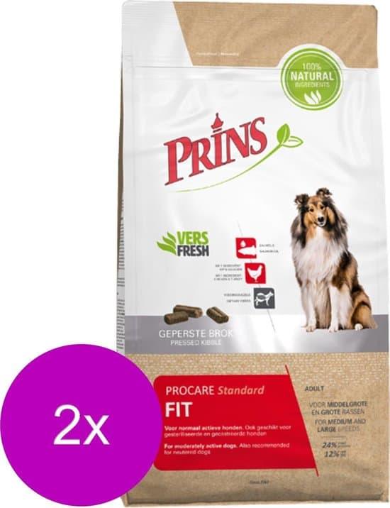 Prins Procare Standard Fit  Adult - Hondenvoer - 30 kg