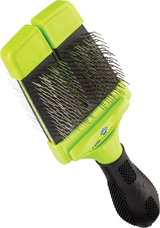 Furminator Hond Slicker Brush - Hondenborstel
